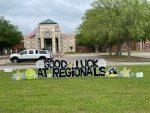 Good Luck Foster Tennis at Regionals!