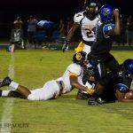 Cane Bay High School Varsity Football beat Goose Creek High School 17-13