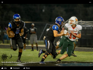 Cane Bay defeats Timberland 9/16/16