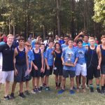 Boys Cross Country wins Region 8-4A Championship