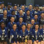Cobra Cheer finishes 3rd in 4A at Lake Murray Invitational