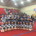 Cobra Cheer finishes 3rd at 4A Qualifier, STATE BOUND!!!