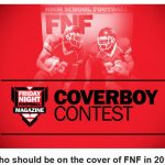 Vote Cobra QB Roderick to cover of Friday Night Football Magazine