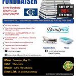 Cobra Cheer Mattress Fundraiser this Saturday, May 20th 10am-5pm