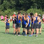 Boys Cross Country opens season with strong effort at Skyhawk Invitational