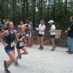 Lady Cobra Cross Country finishes 6th at Greenwave Invitational