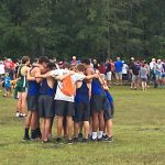 Cobra Boys Cross Country finishes 8th at Greenwave Invitational