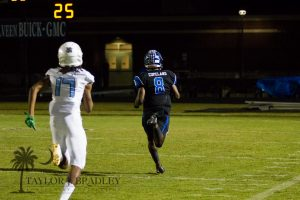 Varsity Football vs Hilton Head High School