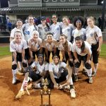 Cobra Softball finishes 2nd at the Battle on the Bases Tournament