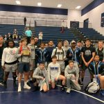 Cobra Wrestling finishes 2nd at US Military Duals in Chapin