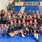 Varsity Competitive Cheer finishes 3rd place at Lexington Wildcat Cheer Classic
