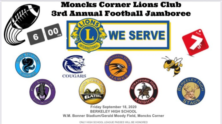 Varsity Football to take part in the 3rd annual MC Lions Club Jamboree Friday