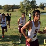 Cross Country Competes Hard at District Meet