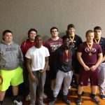SHS Boys Powerlifting Results at Bells H.S. Meet