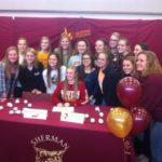 Three Athletes Sign Scholarships