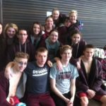 SHS Swimmers Have Strong District Showing