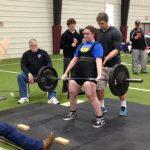 Girls Regional Powerlifting Meet