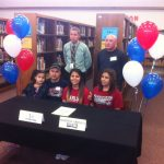 Arroyo Signs With Sterling College