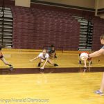 Volleyball Begins A New Year