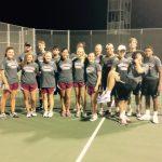 Tennis Bearcats Nudge Rival Denison
