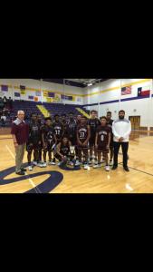 Sanger HS Basketball tournament 2016