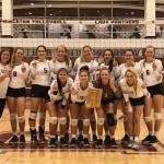 Lady Cats Win Princeton Tournament