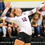 Sherman Volleyball Beats Denison For The Third Time