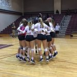 Sherman Volleyball Wins Fourth In A Row