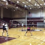 Sherman Volleyball Comes Up Short At Home