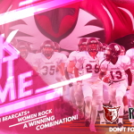 Come support Women Rock / Pink Out Game