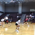 Ladycats falls to  Denton Ryan 3 – 0