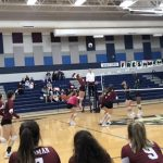 Girls Varsity Volleyball falls to Wylie East 3 – 1