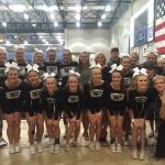 Varsity Co-ed Competition Team Places 5th at State Sectionals!