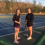 North Girls Tennis Rolls Over Chestatee, 4-1