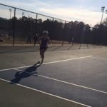 North Girls Tennis Blitzes Hab Central, 4-1
