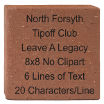 Leave a Permanent Mark at North Forsyth!