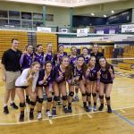 Lady Raiders Win Forsyth Challenge