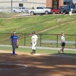 JV Softball Can't Hold On vs. South Forsyth
