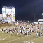 North Forsyth Football Strikes Late to Down Pickens