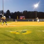 North Forsyth Junior Varsity Softball beats West Forsyth, 4-1