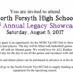 2nd Annual Legacy Showcase