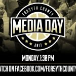 North Forsyth to host first-ever Forsyth County Basketball Media Day – TODAY!