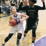 Lady Raiders Dominate Fourth Quarter To Win First-Round Game