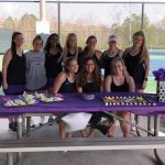 Girls Tennis: Lady Raiders Fall to Central