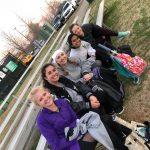 Girls Varsity Tennis beats West Hall, 4-1