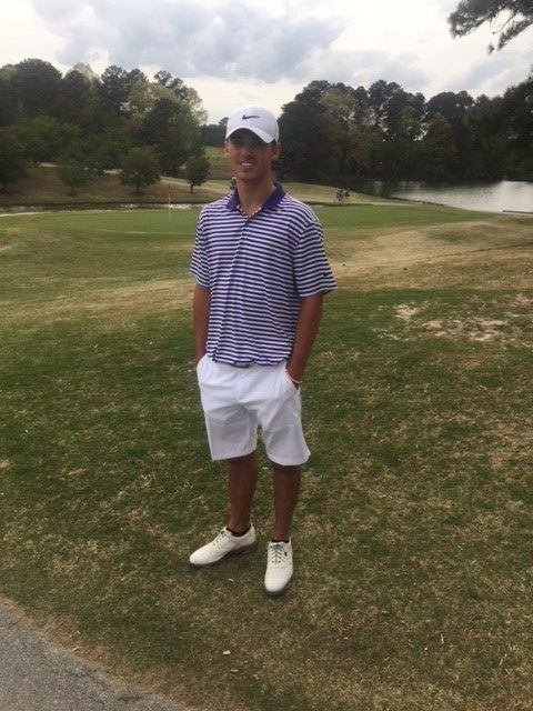 Boys Golf: Lasseter Leads Raiders at Brookwood Invitational