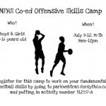 Summer Hoops Camp Coming Up!