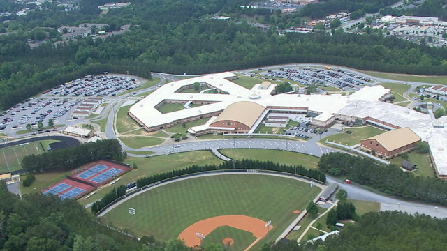 Football: Downloadable Directions To Woodstock HS