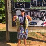Bass Fishing: Graham Wins Georgia HS Fishing Open