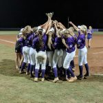 Softball: Lady Raiders Finish Sweep Of South, Clinch Region Championship